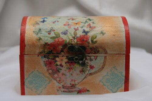 Cadou special cufăr handmade