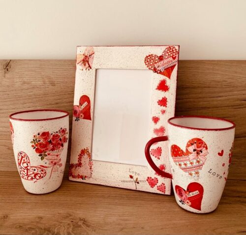 Cadou handmade Valentine's Day